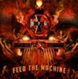 Bound for Glory - Feed the Machine - LP (schwarz)
