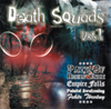 Death Squads Vol.1 - Sampler - EP schwarz