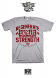 Thrive on a Cross - Regenerate your strength - Shirt