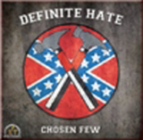 Definite Hate - Chosen few -CHS COVER - EP (rot + schwarz)