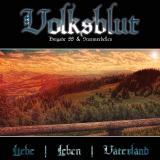 Volksblut - Liebe, Leben, Vaterland - CD