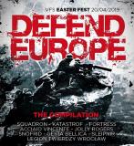 Defend Europe - Live CD