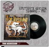 True Aggression - Anti Zeitgeist RocknRoll - LP schwarz