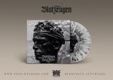 Blutzeugen - Ewige Wache - EP grau / schwarz marmoriert