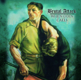 Brutal Attack - When Odin calls - LP