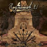 Regiment 25 - Ehre, Freiheit, Vaterland  - CD