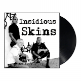 Insidious Skins - ...lurking in the Backstreets - LP