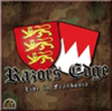 Razors Edge - Live in Frankonia - EP