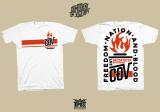 Confident of Victory - 20 Jahre - Shirt weiß