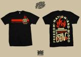 Confident of Victory - 20 Jahre - Shirt schwarz