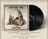 Butcher's nail - No will, no way - LP