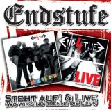 Endstufe - Steht auf & Live (Wo wir sind brennt die Luft) - CD
