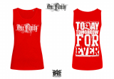 One Family - Damen Tank Top rot