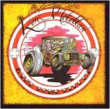 Ken McLellan (Brutal Attack) & The Long Riders - H8 Balls of Fire - LP