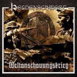 Heldenschwert - Weltanschauungskrieg - CD