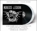 Kriegs Legion - Chaos Bomb - LP