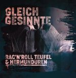 RAC'n'Roll Teufel & Hermunduren - Gleichgesinnte - Split-CD (OPOS CD)