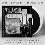White Wash - Hold On - EP