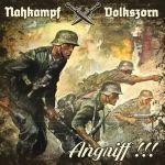 Nahkampf / Volkszorn - Angriff - Neuauflage - LP