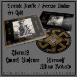 Sturm 18, Smart Violence, Ultimo Reducto, Werwolf - Vereinte Kräfte / Fuerzas Unidas - Digibook