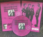 Skrewdriver – All skrewed up + Chiswick Singles - 44 years Edition – Picture LP