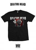 Deaths Head - You made me - Shirt