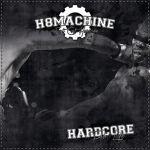 H8machine - Hardcore for life - LP schwarz