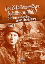 Michaelis, Rolf - Das SS-Fallschirmjägerbataillon 500/600 - Band 4 - Buch
