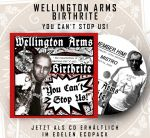 Birthrite / Wellington Arms – You Can't Stop Us - MCD