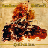 Frontfeuer / Wolfskraft Split CD - Heldentum