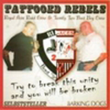 Selbststeller/ Barking Dogs -Tattoed Rebels -Split-MCD