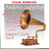 Frank Rennicke - Anders aufgelegt - Andere(r) Lieder Teil 2